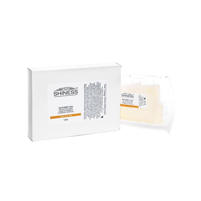 mascherine gel collagene acido jaluronico